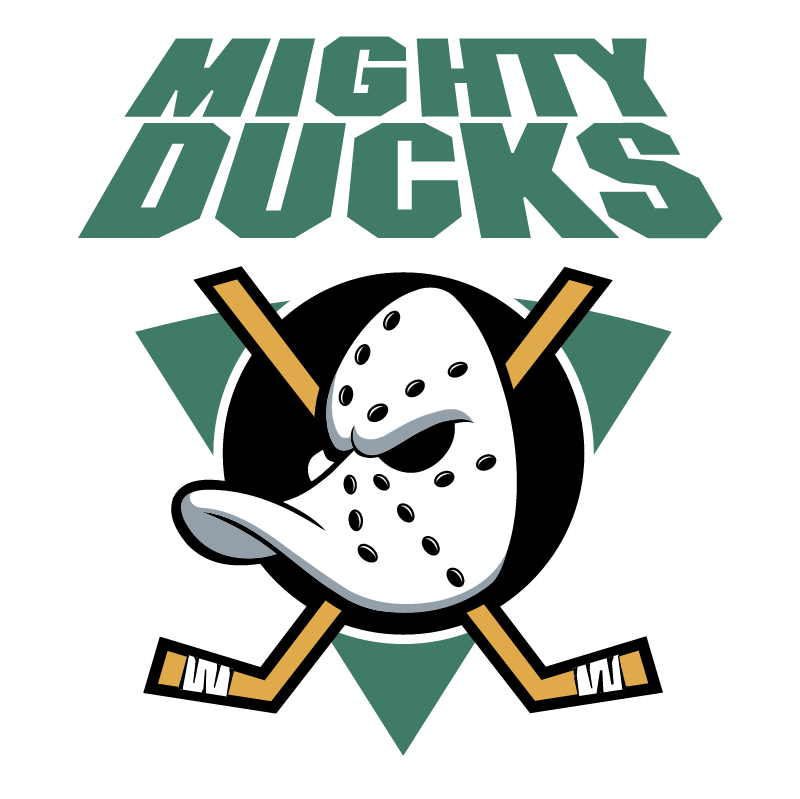 Anaheim Mighty Ducks 76871 vector