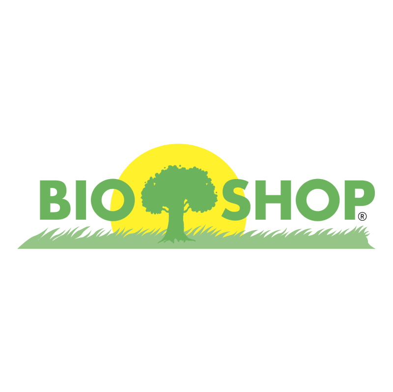Bioshop 67189 vector logo