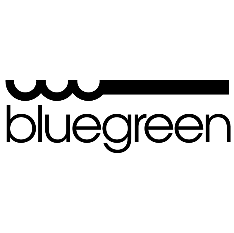 Bluegreen 8904 vector