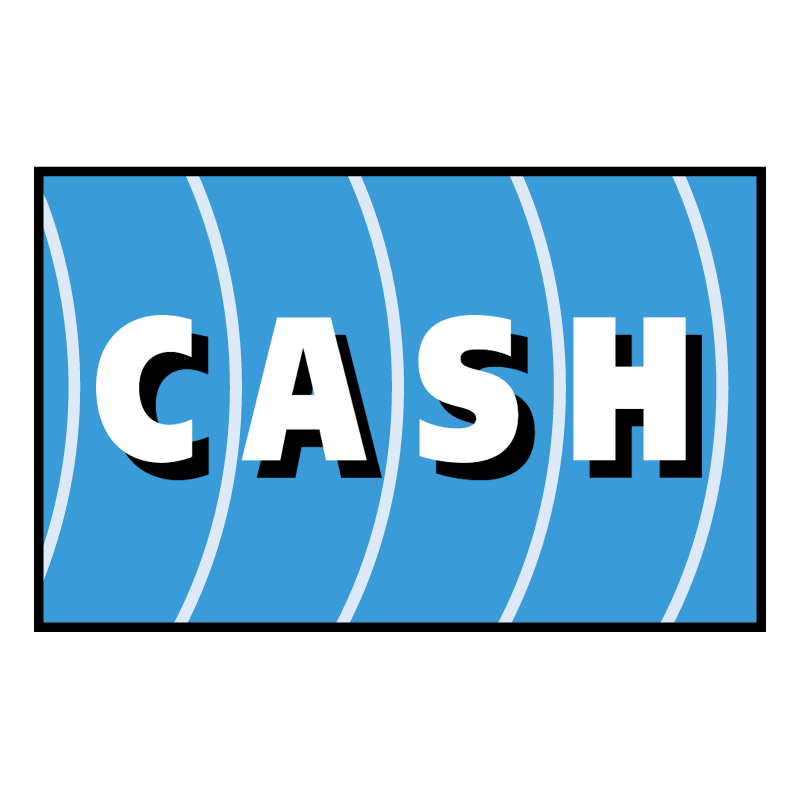 Cash vector logo