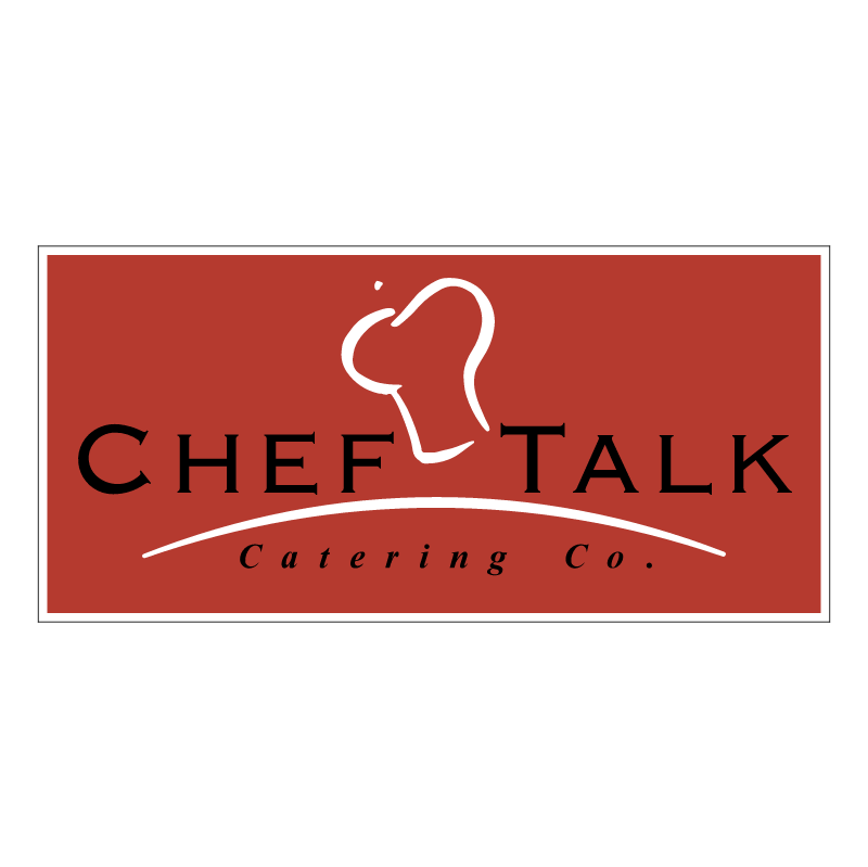 Chef Talk Catering Co vector