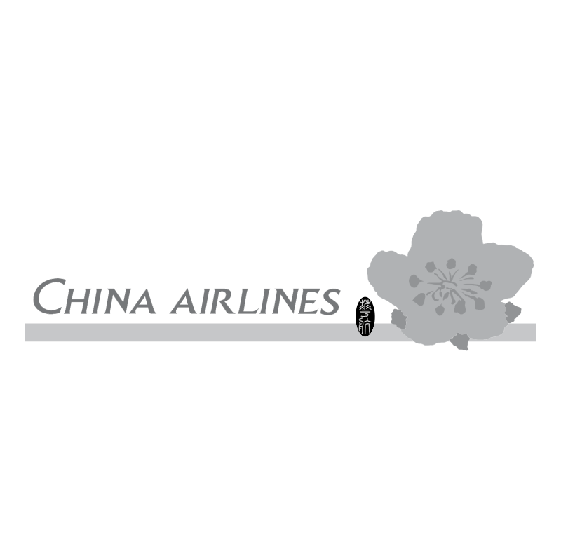 China Airlines vector