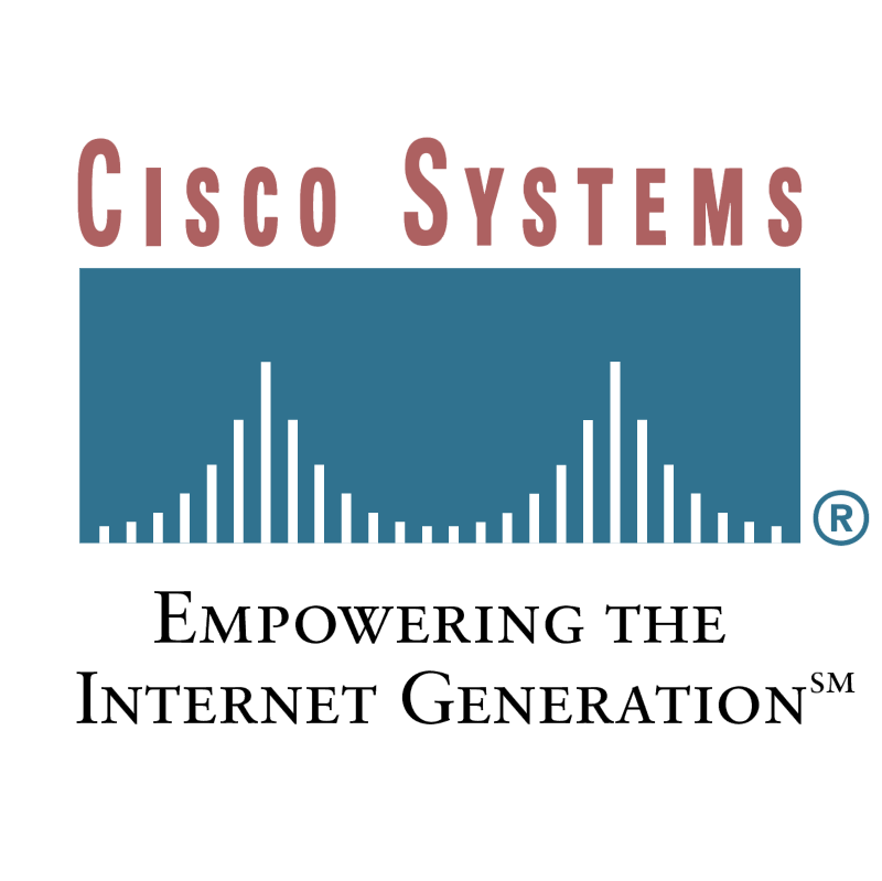 Cisco Systems vector logo
