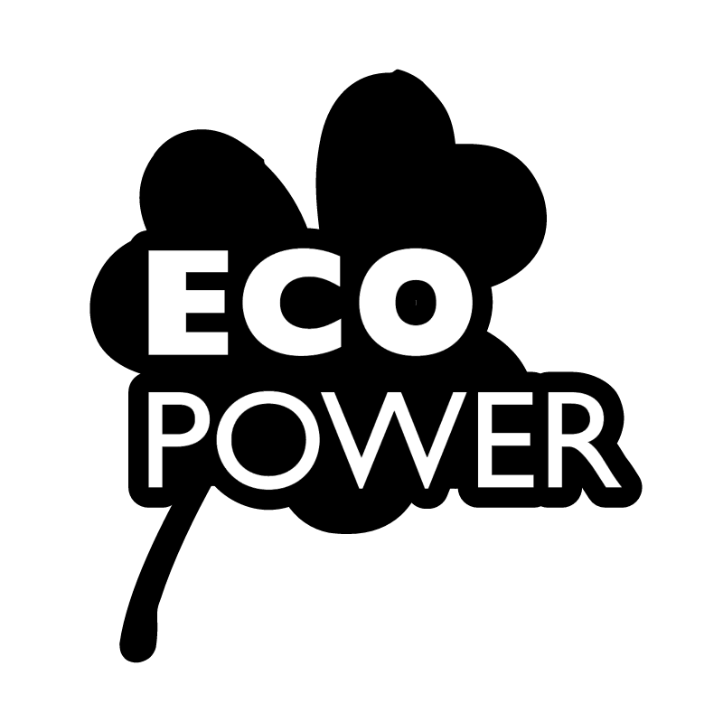 Eco Power vector