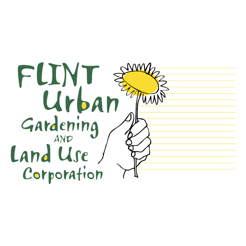Flint Urban Gardening and Land Use Corporation vector
