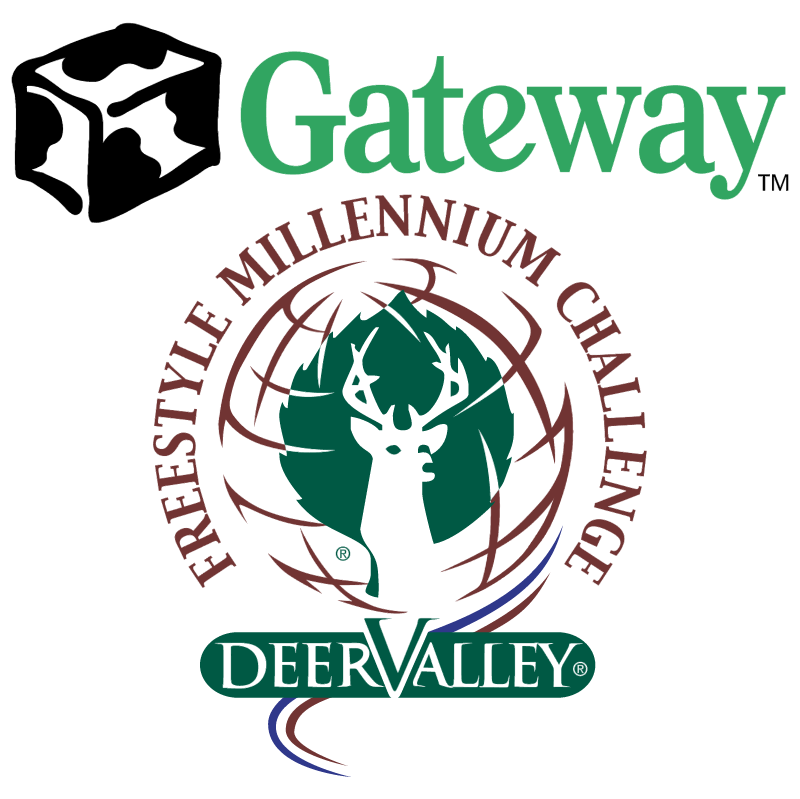 Gateway Deer Valley vector logo