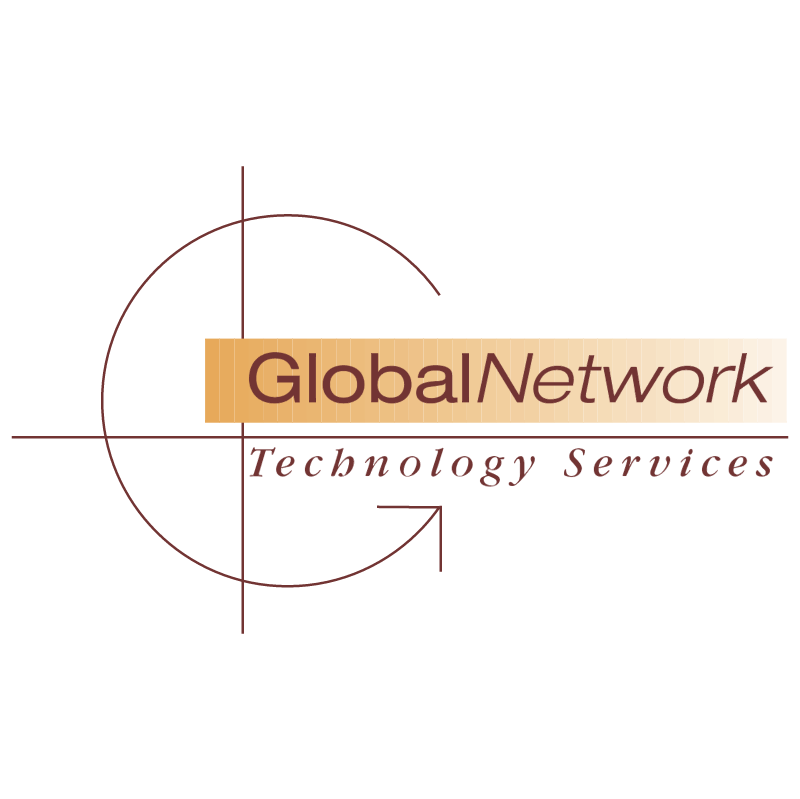 GlobalNetwork Technology Services vector logo