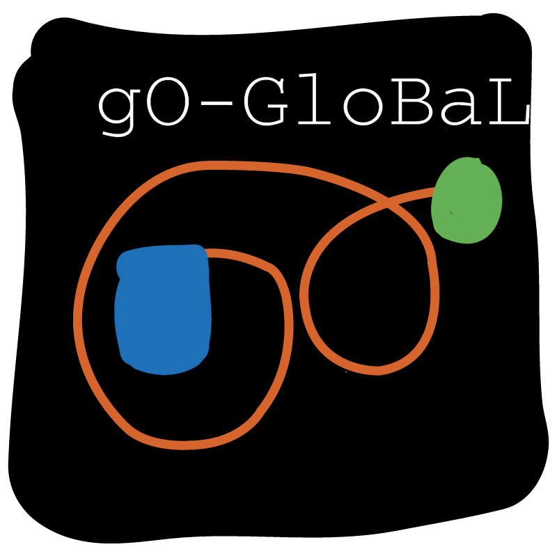 Go Global vector