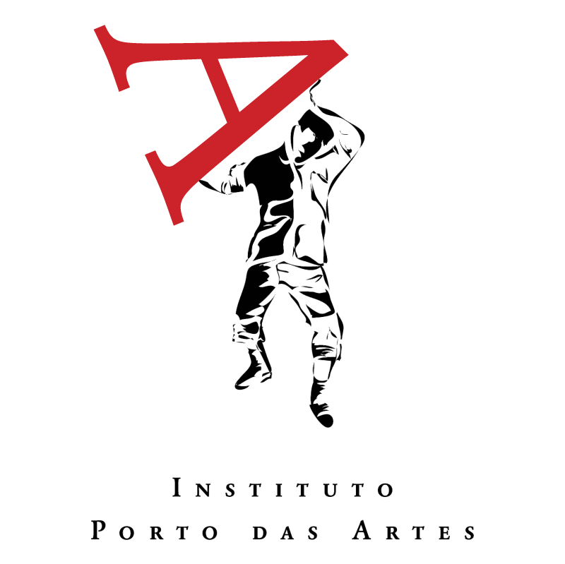 Instituto Porto das Artes vector logo