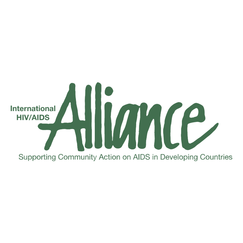 International HIV AIDS Alliance vector