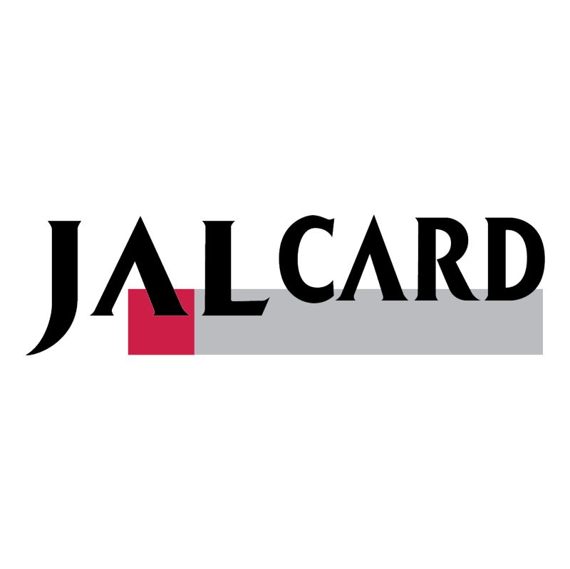 JAL Card vector