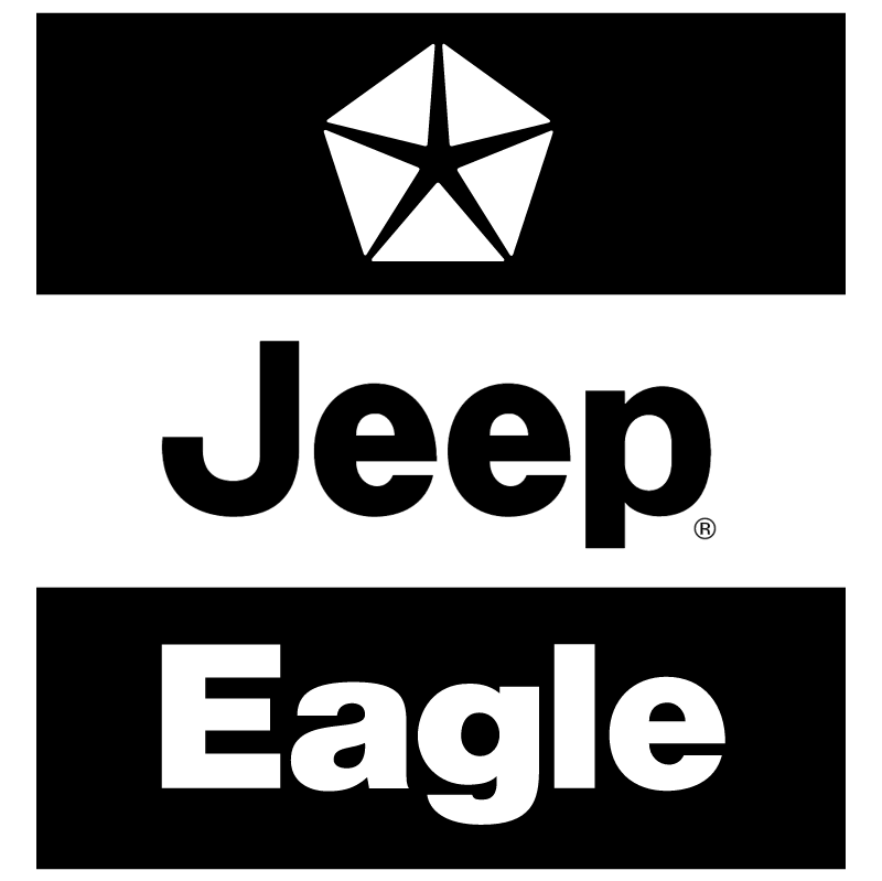 Jeep Eagle vector
