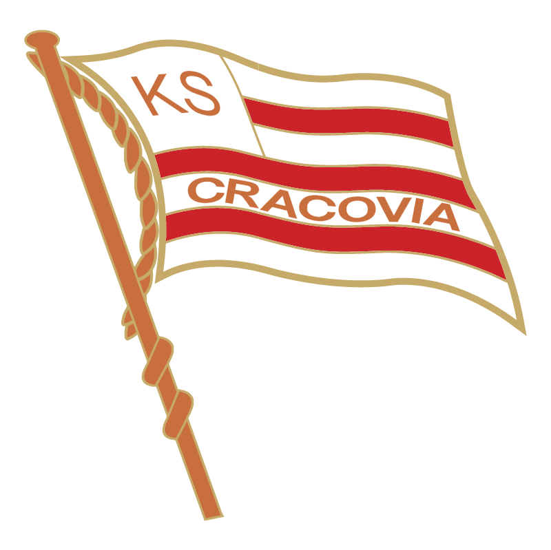 KS Cracovia Krakow vector