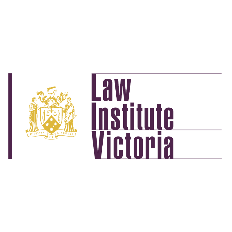 Law Institute of Victoria vector logo