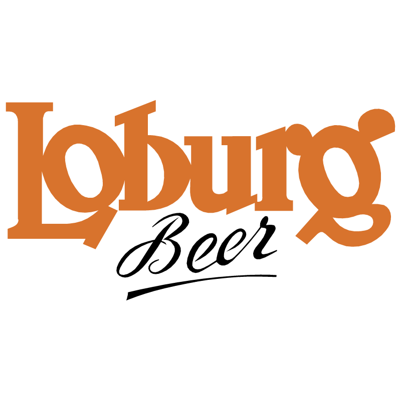Loburg Beer vector