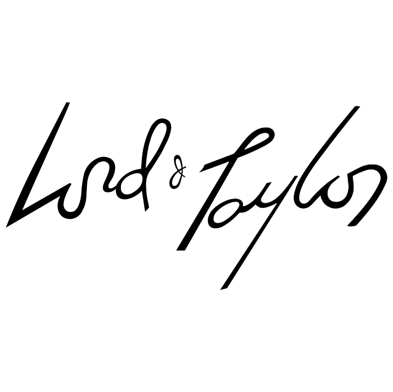 Lord & Taylor vector
