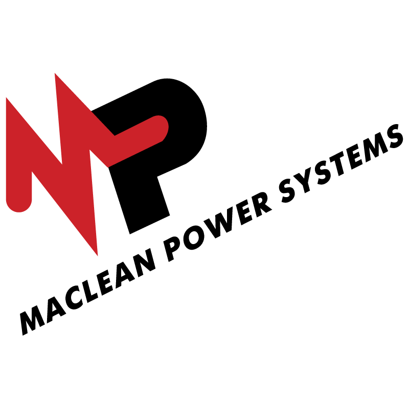 Maclean Power Systems vector logo