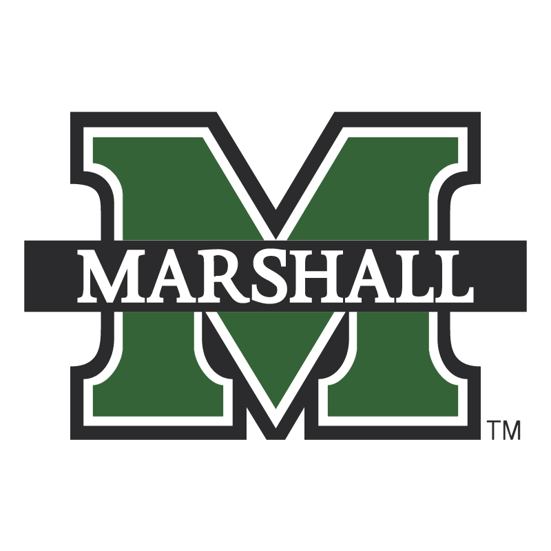 Marshall University vector logo
