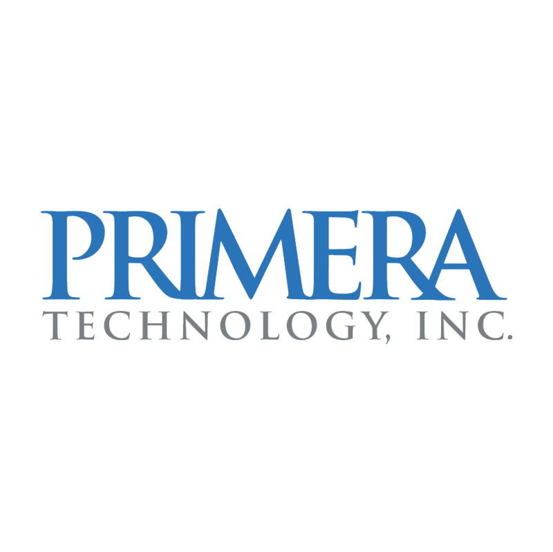 Primera Technology vector logo