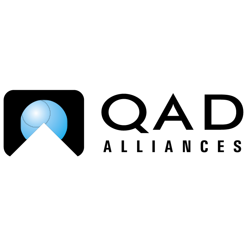 QAD Alliances vector