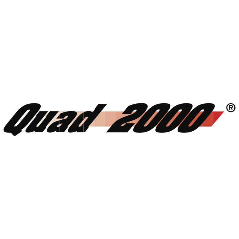 Quad 2000 vector logo