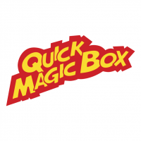 Quick Magic Box vector