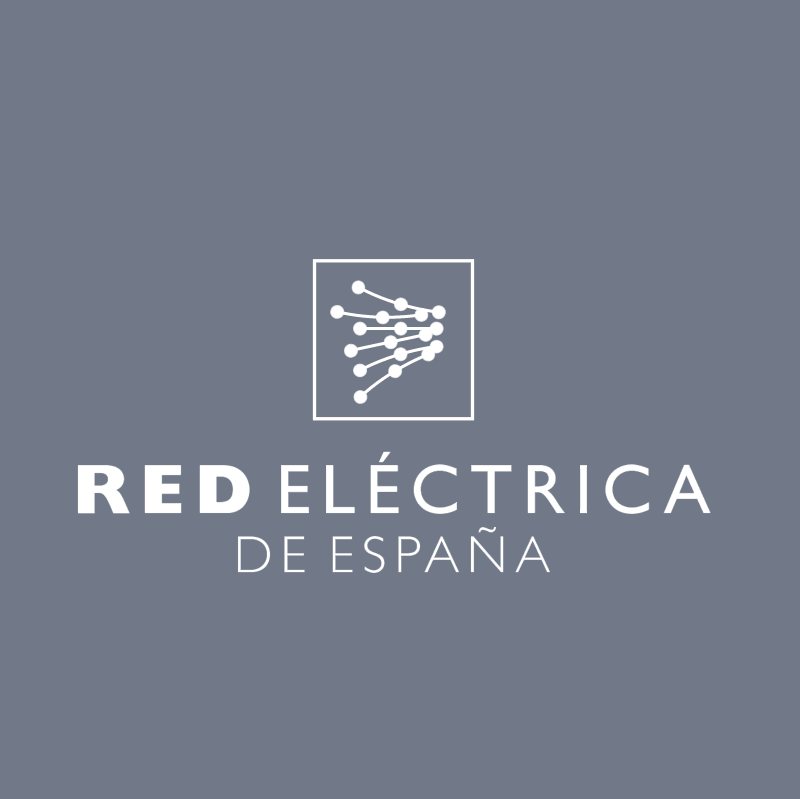 Red Electrica vector logo
