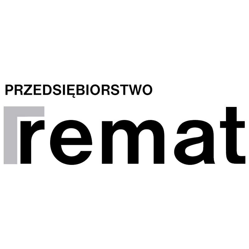 Remat vector logo