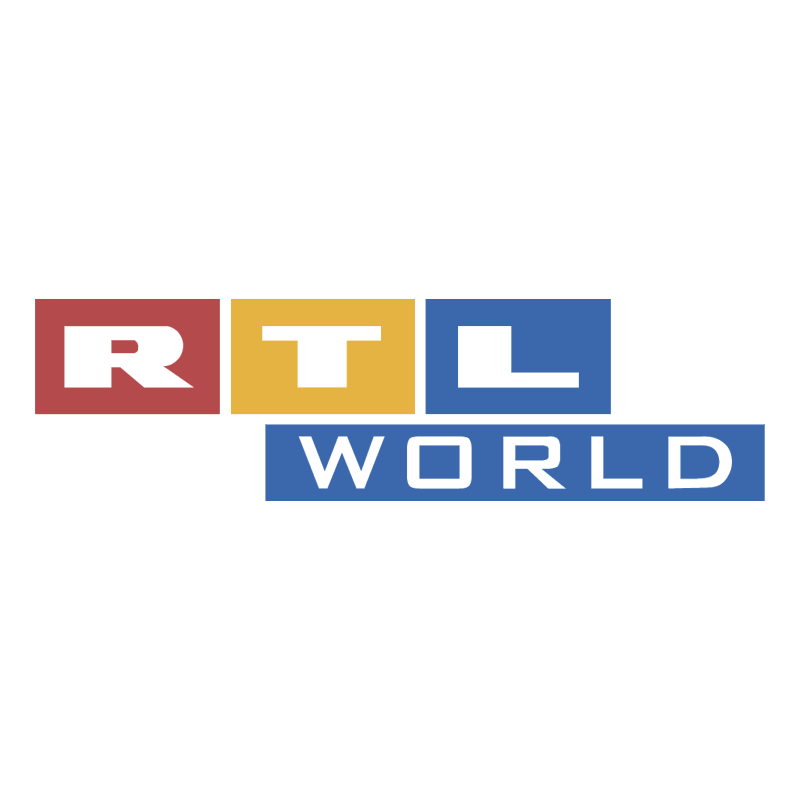 RTL World vector logo