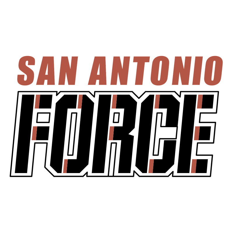 San Antonio Force vector