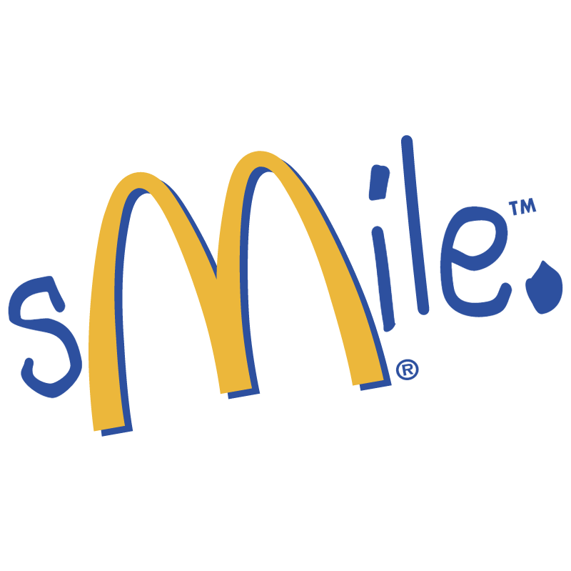Smile vector logo