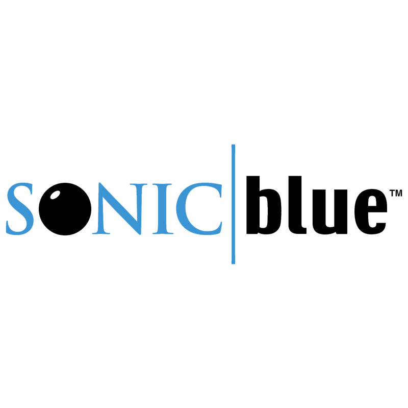 SONICblue vector