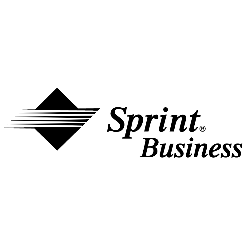 Sprint Business vector