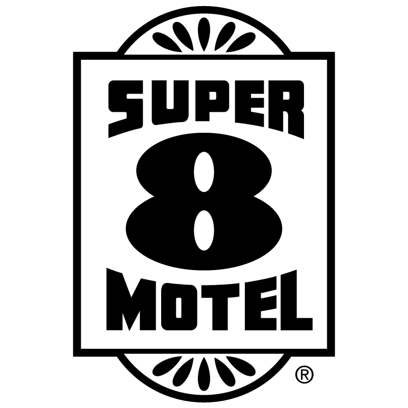 Super 8 Motel vector