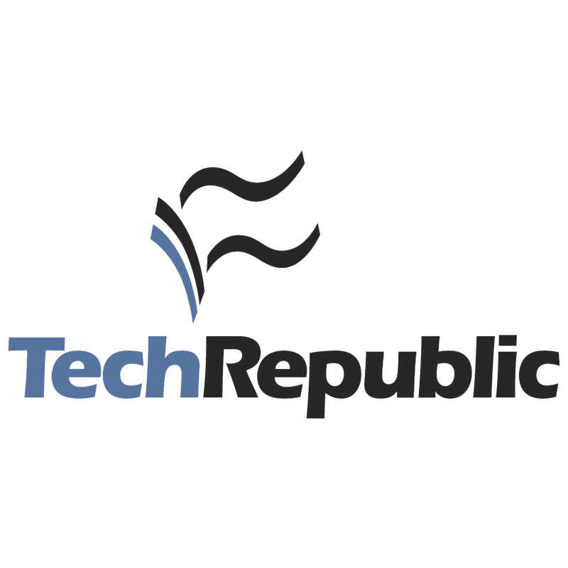 TechRepublic vector logo