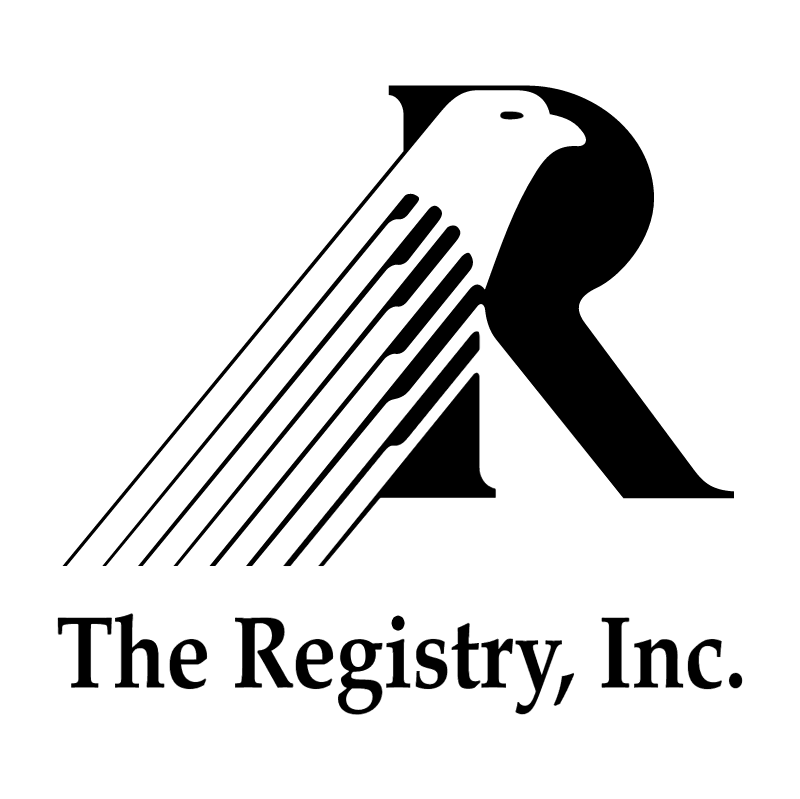 The Registry vector logo