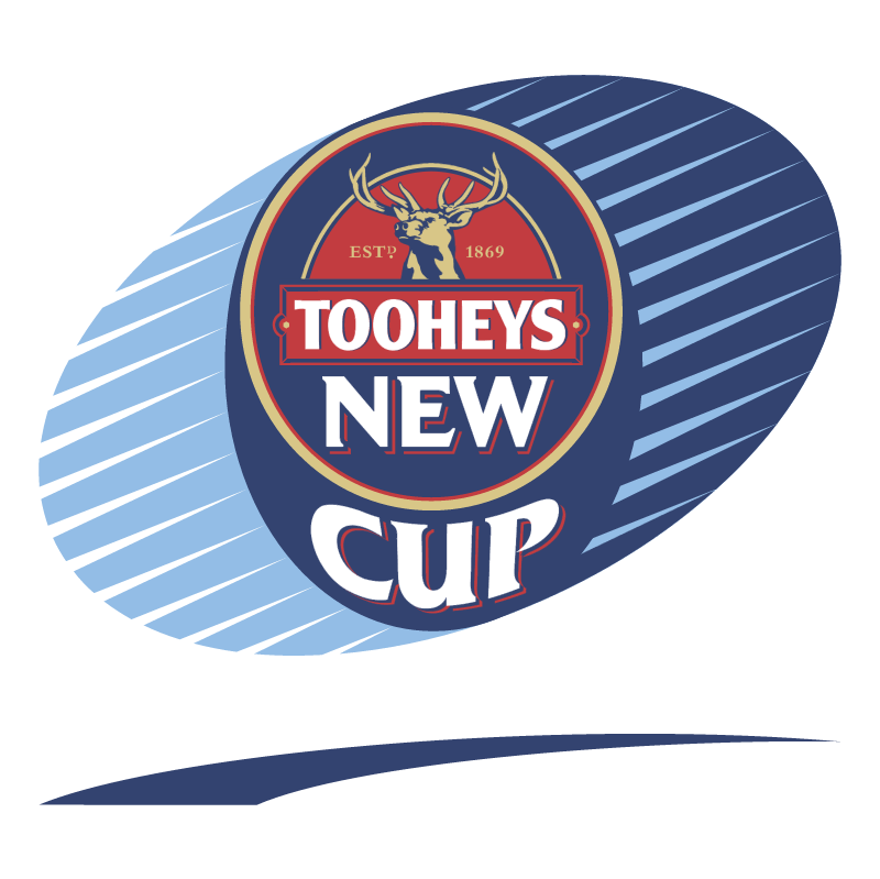 Tooheys New Cup vector logo