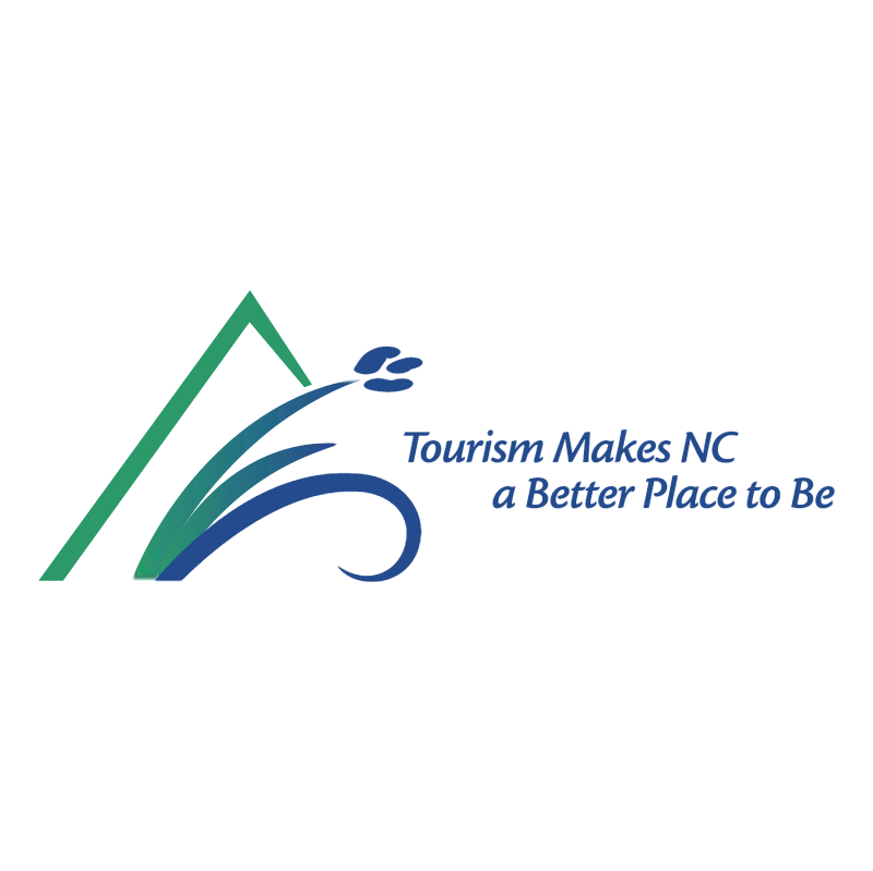 Tourism Makes North Carolina vector