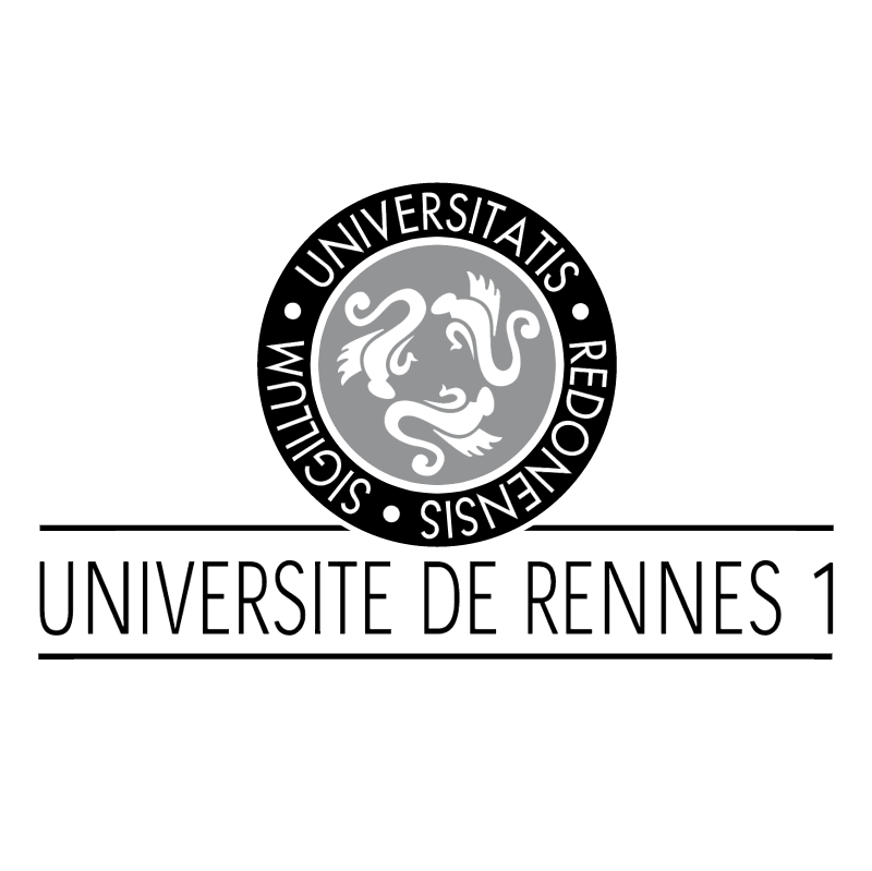 Universitatis Redonensis Sigillum vector