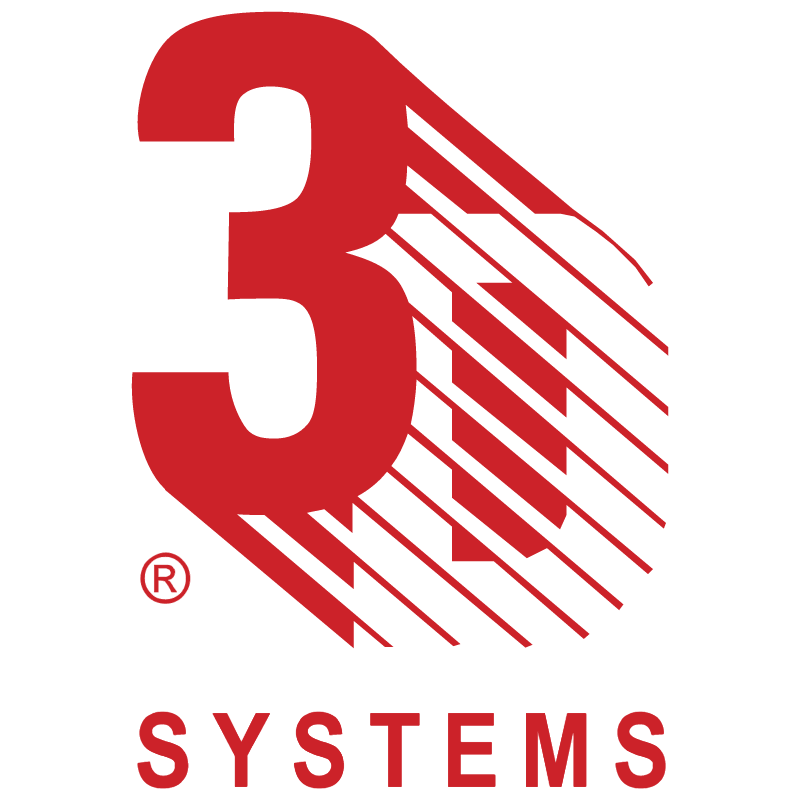 3D Systems vector logo