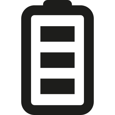 Full Battery vector logo