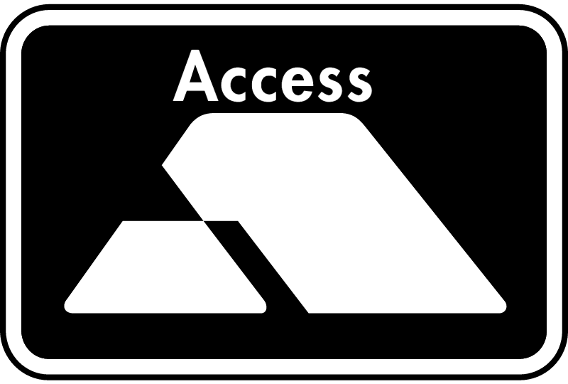 ACCESS CARD vector