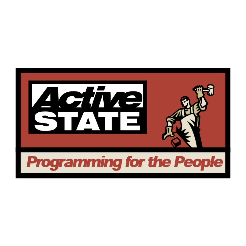 ActiveState vector logo