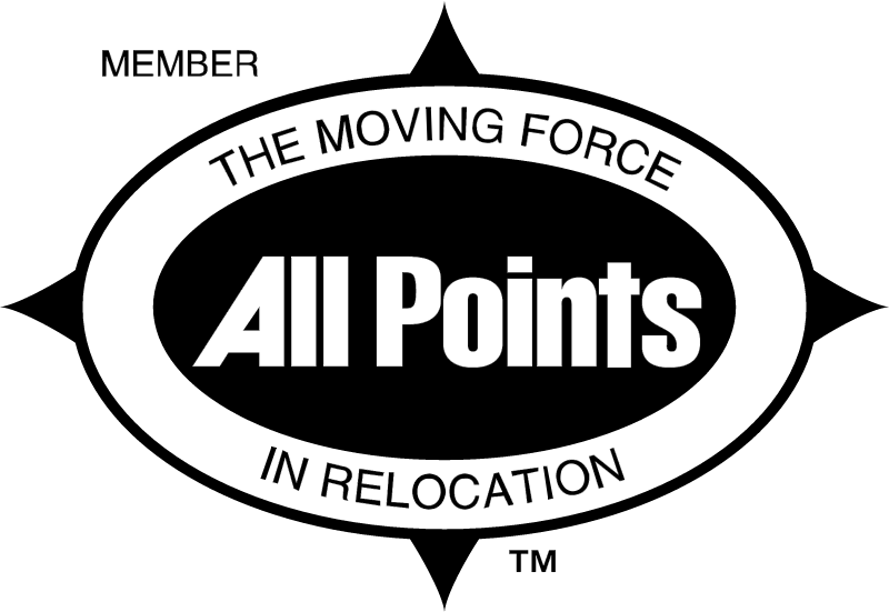 ALLPOINTS RELOCATION vector