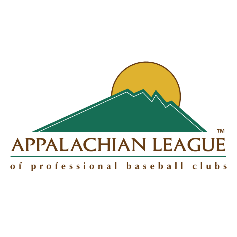Appalachian League 58751 vector