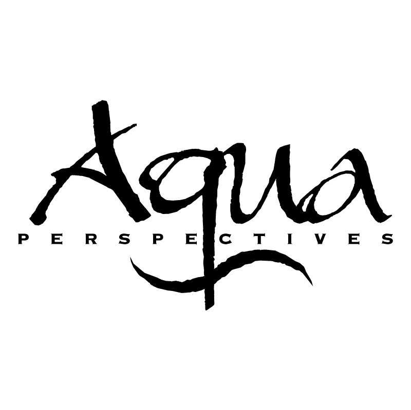 Aqua Perspectives vector logo