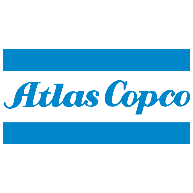 Atlas Copco 708 vector