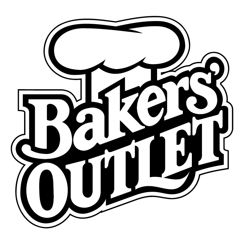 Bakers' Outlet 55538 vector