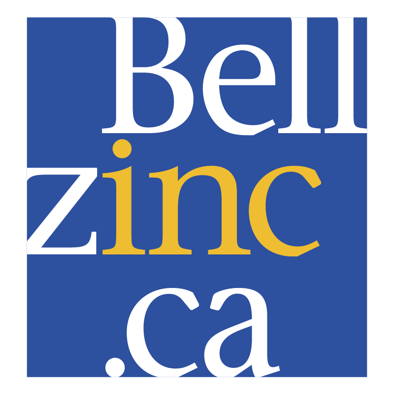 BellZinc ca 65980 vector