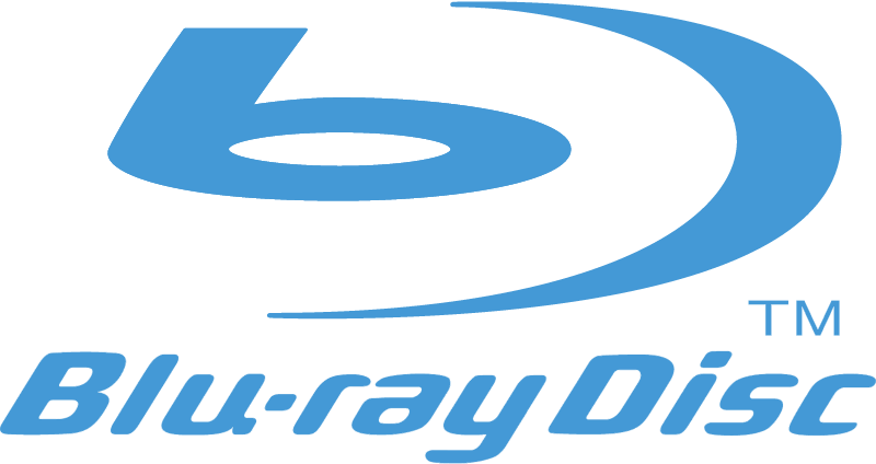 Blue ray Disc vector logo